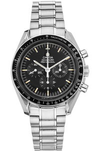 Speedmaster Moonwatch Circa 1970s Stainless Steel Manual