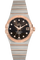 Constellation Co-Axial Rose Gold and Stainless Steel Automatic