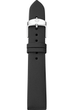 18MM Black Satin Tech Strap