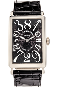 Crazy Hours White Gold Automatic
