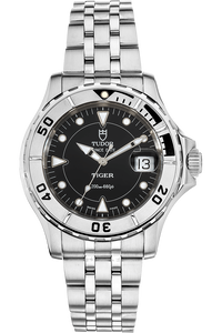 Tiger Hydronaut Stainless Steel Automatic