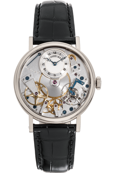 Tradition  White Gold Manual