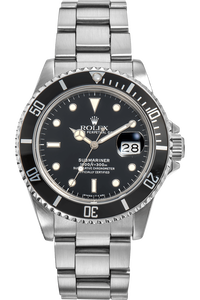 Submariner Circa 1985 Stainless Steel Automatic