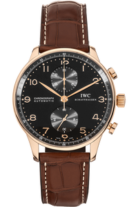 Portuguese Chronograph  Rose Gold Automatic
