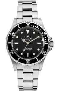 Submariner Swiss Made Dial Lug Holes Stainless Steel Automatic
