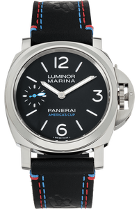 Luminor Marina Team USA 8 Days Stainless Steel Manual