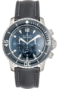 Fifthy Fathoms Stainless Steel Automatic