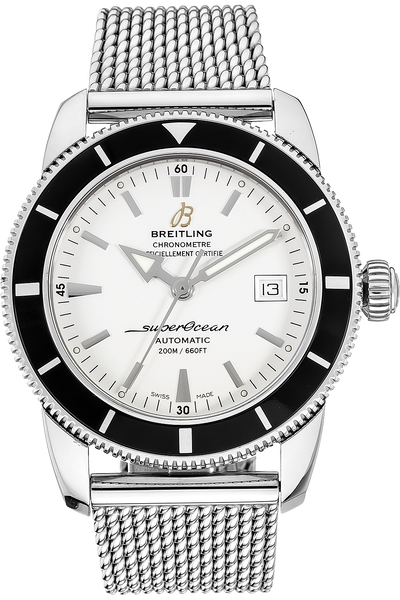 Pre Owned Breitling Superocean Heritage 42 Automatic A17321