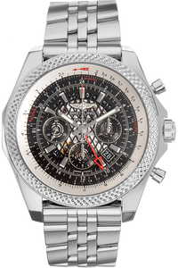 Bentley B04 GMT Special Edition Stainless Steel Automatic