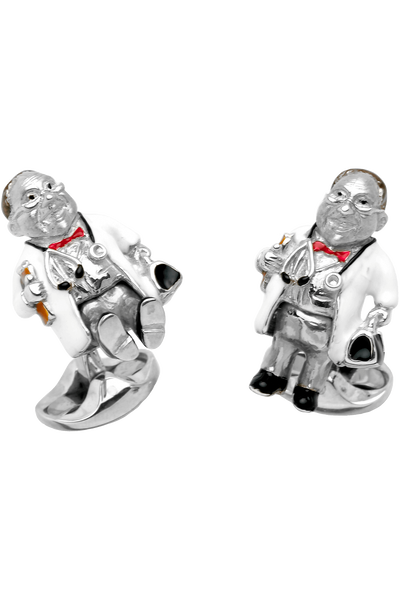 Doctor Cufflinks