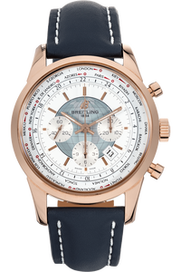 Transocean Unitime Chronograph Rose Gold Automatic