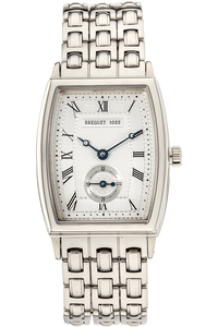 Heritage  White Gold Automatic