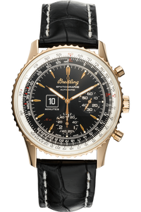 Montbrillant Spatiographe Yellow Gold Automatic