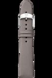 18MM Gray Satin Tech Strap