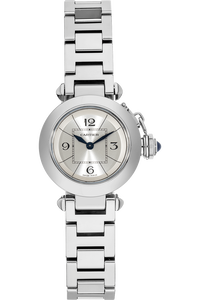 Miss Pasha Stainless Steel Quartz