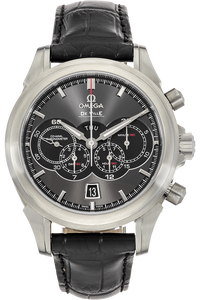 De Ville Chronoscope Stainless Steel Automatic