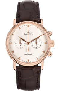 Villeret Chronograph Rose Gold Automatic