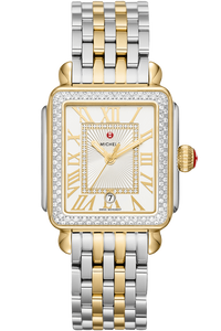 Deco Madison Diamond Two-Tone Diamond Dial