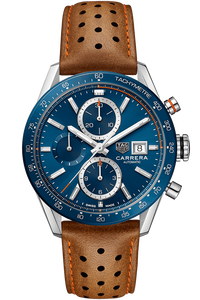 Carrera Calibre 16 - Automatic Chronograph