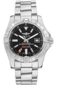 Avenger II GMT Stainless Steel Automatic