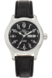Trainmaster 60 Seconds  Stainless Steel Automatic