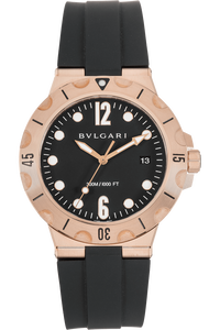 Diagono Professional Rose Gold Automatic