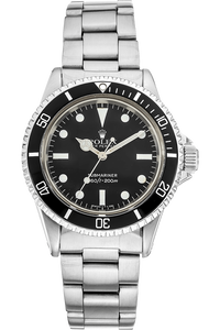 Submariner Circa 1980's Stainless Steel Automatic
