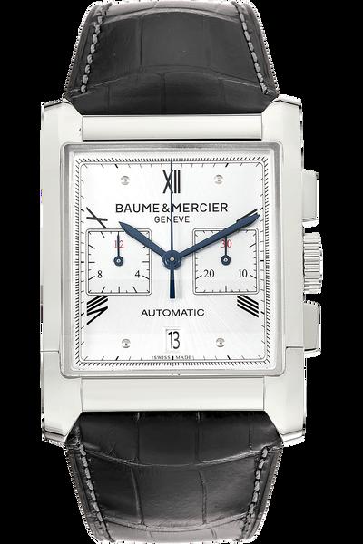 Pre-Owned Baume & Mercier Hampton Chronograph Automatic ...
