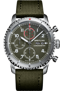 Aviator 8 Chronograph 43 Curtiss Warhawk