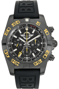 Chronomat GMT Breitling Jet Team LE PVD Stainless Steel Automatic