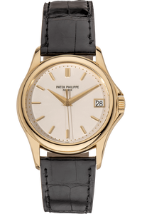 Calatrava Reference 5127 Yellow Gold Automatic