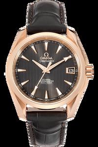 Seamaster Aqua Terra Co-Axial Rose Gold Automatic