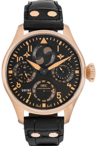 Big Pilot's Perpetual Calendar Rose Gold Automatic