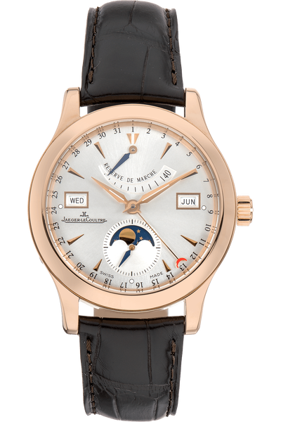 Master Calendar Rose Gold Automatic