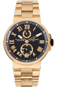 Marine Rose Gold Automatic