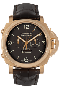 Luminor 1950 Rattrapante 8 Days Rose Gold Manual