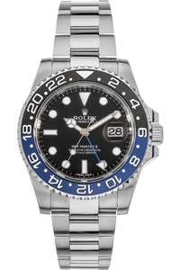 GMT-Master II Stainless Steel Automatic