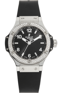 Big Bang Stainless Steel Quartz