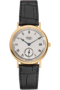 Classique Date Yellow Gold Automatic
