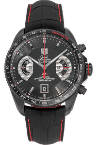 Grand Carrera Calibre 17 RS2 Chronograph PVD Titanium Automatic