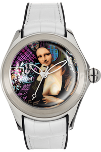 Bubble Elisabetta Fantone Stainless Steel Automatic