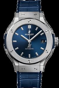Classic Fusion Titanium Blue