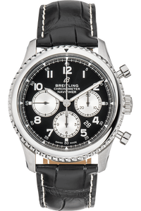 Navitimer 8 B01 Chronograph Stainless Steel Automatic