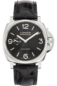 Luminor Due 3 Days Stainless Steel Automatic