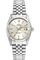 Datejust Circa 1960's White Gold and Stainless Steel Automatic