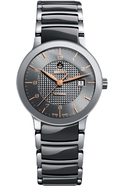 Centrix Small Auto Grey Dial