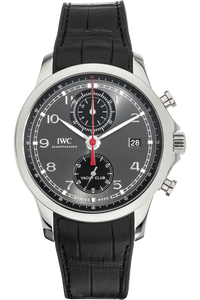 Portugieser Yacht Club Flyback Stainless Steel Automatic