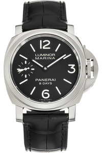 Luminor Marina 8 Days Stainless Steel Manual