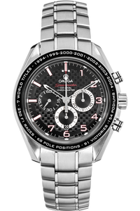 Speedmaster Legend Michael Schumacher Stainless Steel Automatic