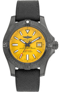 Avenger II Seawolf Blacksteel PVD Stainless Steel Automatic